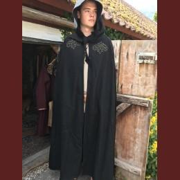 Mantel extra lång