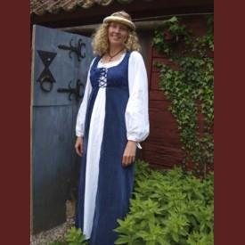 Two piece velvet dress