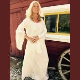 medeltida underklänning särk