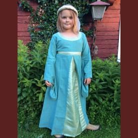 Barnklänning brokad