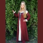 4delad klänning